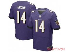 $22 for Wholesale cheap Nike Baltimore Ravens 14 Marlon Brown Purple Team Color Stitched NFL Elite Jersey .St.Louis Rams Nike Jerseys Jersey,Tampa Bay Buccaneers Nike Jerseys,Tennessee Titans Nike Jerseys,Washington Redskins Nike Jerseys, and more jerseys sale on www.xpjerseys.us