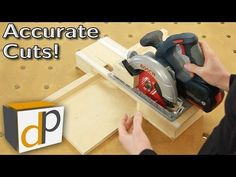 Shopmade jig for ripping plywood sheets of any length needing only 2 pcs. of clamps. No more measurement and marking on the plywood and does not need an exte...