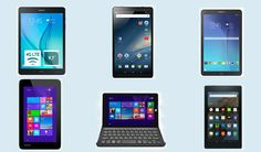 6 best tablets to buy under $100 in 2017: Infographic