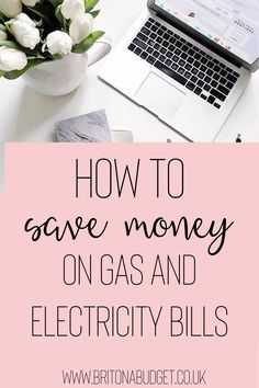 In this post I want to tell you about how I saved £320 a year on my gas and electricity bills and how you can do the same. Ways To Save Money, Money Saving Tips, How To Make Money, Money Tips, Frugal Family, Family Budget, Sell Gift Cards, How To Find Out, How To Become