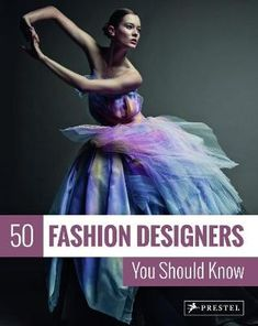 50 Fashion Designers You Should Know   189 kr
