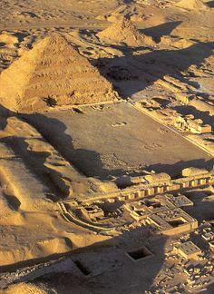 necropolis of Saqqara, Egypt