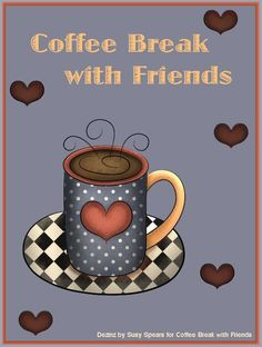 Coffee with friends ='s <3 <3 <3 & fun!