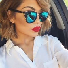 cheap ray ban sungalsses outlet online get free for gift now,get it immediately.cheap oakley sunglasses also Ray Ban Sunglasses Outlet, Girl With Sunglasses, Cheap Sunglasses, Sunglasses Online, Oakley Sunglasses, Sunglasses Accessories, Cat Eye Sunglasses, Mirrored Sunglasses, Sunglasses Women
