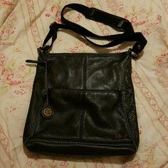 SAK Black cross body bag Black SAK purse. Cross body. Several pockets. The Sak Bags Crossbody Bags