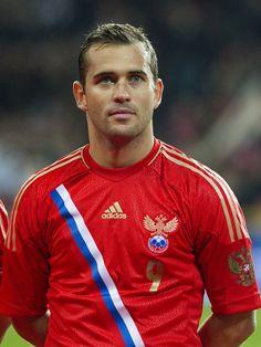 Alexsandr Kerzhakov, Rusya