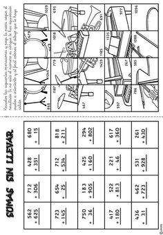 Back To School Worksheets, 2nd Grade Math Worksheets, Free Math Worksheets, Third Grade Math, Fourth Grade, Math For Kids, Fun Math, Math Activities, Math Notebooks