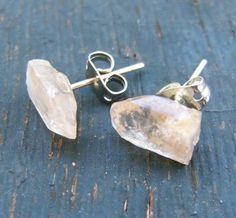 DIY - Jewelry - Gemstone sterling silver - Quarts crystal