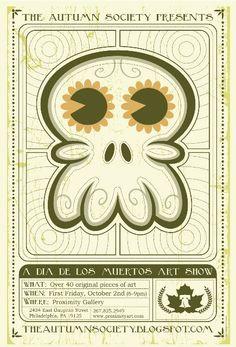 Dia de Muertos | The Autumn Society