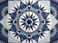 Detail of Mariner's Star, designed by Judy Martin for her 1985 book, Scraps, and made by the Amish. Amish Quilts - Quilting in America, the fabric of our past Circle Quilt Patterns, Lone Star Quilt Pattern, Amish Quilt Patterns, Log Cabin Quilt Pattern, Circle Quilts, Amish Quilts, Star Quilts, Patch Quilt, Quilt Blocks