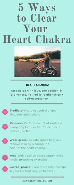 The energy produced by the heart chakra allows us to have meaningful relationships and to feel empathy, passion, and care for others...reiki, reiki healing, energy healing, reiki energy, law of attraction