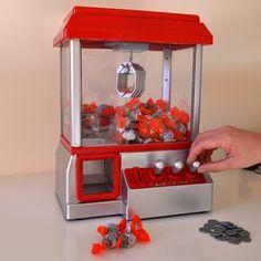 Mehr Spaß im Büro - Mit dem Candy Grabber Süßigkeiten-Greifautomat