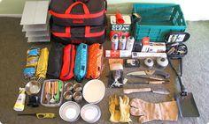 整理整頓でキャンプをスムーズに!自宅でのキャンプ道具収納術 - キャンプ道具のマメ知識 | Hondaキャンプ | Honda
