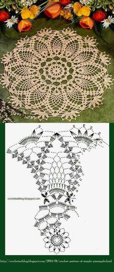 Breathtaking Crochet So You Can Comprehend Patterns Ideas. Stupefying Crochet So You Can Comprehend Patterns Ideas. Crochet Stitches Chart, Free Crochet Doily Patterns, Crochet Doily Diagram, Thread Crochet, Filet Crochet, Crochet Motif, Easy Crochet, Crochet Lace, Free Pattern