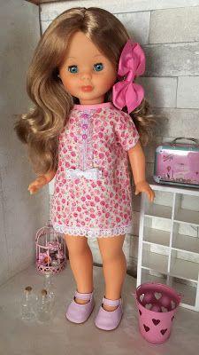 LODELLA NANCY: Conjunto en Rosa...