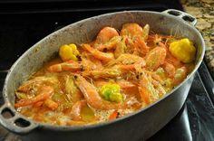 Jamaican Pepper shrimps