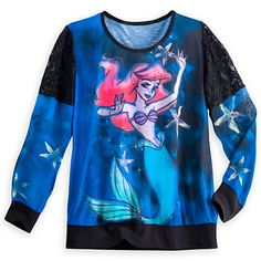 Ariel Long Sleeve Top for Women