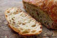 Můj třetí chleba v životě   Cuketka