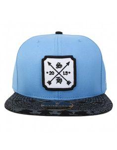 Boné Skill Head Snapback Arrow Blue Printed - Loja BR Shop  42e6ad229a8