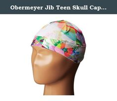Obermeyer Jib Teen Skull Cap - One Size/Chevron Floral. The Obermeyer Kids Jib Skull Cap is the perfect layer for under your helmet. Constructed out of HydroBlock Classic, this 100% Polyester cap is DWR coated and resists water penetration while still remaining incredibly breathable; offering warmth and comfort during long days on the slopes. Features: Reflective logo, Regular fit Battery Heated: No, Material: Synthetic, Lined: No, Type: Skull Liner, Model Year: 2017, Product ID: 446081...