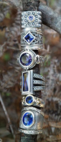 Indigo Blue Boho.Boho Jewelry :: Accessories :: Gypsy Style Flash Tattoos :: Tribal Ethnic Silver :: Earrings + Bracelet + Rings + Necklace :: Beach Boho :: ZAIMARA :: Feathers:: Bohéme :: Bohemio :: #zaimaraglobal