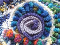 Crochet Freeform - Tutorial