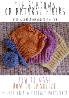 The 101 on cloth diapering with natural fibers! Really simplifies using wool diaper covers