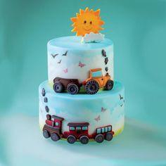 Découpoir-embosseur pour fondant - tracteur | Créations mille et un gâteaux