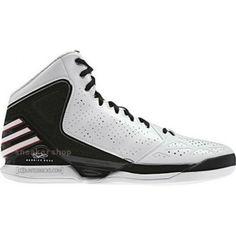 #Adidas #sports Adidas men's shoes, Adidas Basketball Shoes Adidas Rose 773 Buy Adidas Adizero Rose 773 Men's Sneakers White Black 69.99