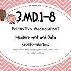 This set has a formative assessment that aligns perfectly to the common core standards for third grade. There are four tests and answer keys for th...