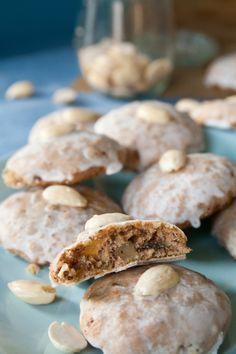 Fabi´s Culinariyumm: German Lebkuchen & Chocolat Baiser Kisses - XMas Cookies I