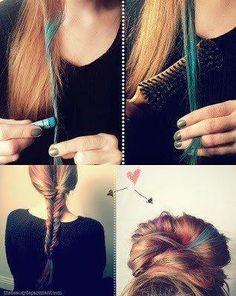 Hairstyle Fishtail Braid