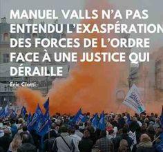 Que Valls nous donne les moyens d'éradiquer la racaille, et ça va être vite réglé ! - www.docjeanno.fr