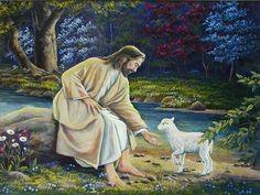 This Lost Sheep Found God's Love:  http://christianculturecenter.com/joy-one-repents-exhibits-gods-love-us/