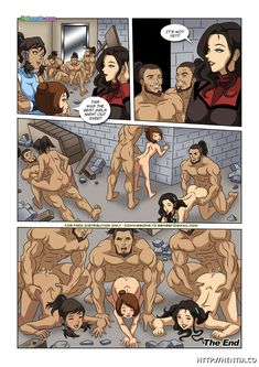 Avatar legenda korra porno sarja kuvat