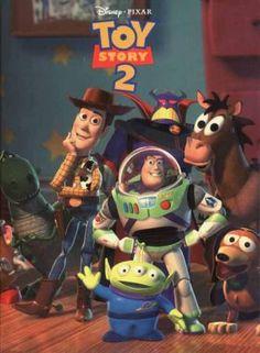 Woody, Buzz, Little Green Men, Bullseye, Jessie, Stinky Pete, Evil Empero Zurg, Etch, Al, Slinky Dog, Hamm, Mr. and Mrs. Potato, Rex, Soldiers