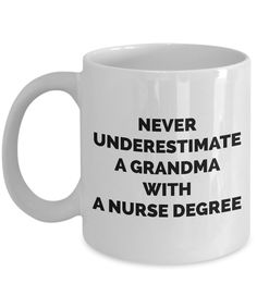 Never underestimate a grandma with a nurse degree