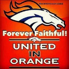 To the Faithful!