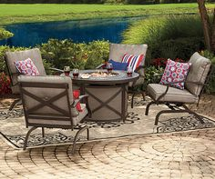 Superb I Found A Wilson U0026 Fisher Mesa Patio Furniture Collection At Big Lots For  Less.