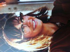 Rashida Jones - cute hair / glasses