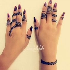 Indian Mehndi Designs, Mehndi Designs 2018, Stylish Mehndi Designs, Mehndi Designs For Beginners, Beautiful Mehndi Design, Mehandi Designs, Henna Tattoo Designs Simple, Finger Henna Designs, Mehndi Designs For Fingers