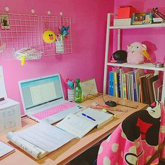Korean girl s room con imágenes Cuartos
