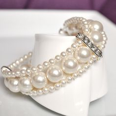 Southern Ladies wear pearls!