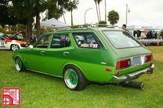 Toyota Corona. Dream car.