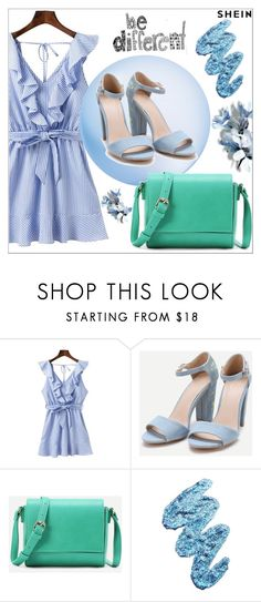 """""""SheIn 3/30"""" by goldenhour ❤ liked on Polyvore featuring WithChic and Lime Crime"""