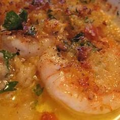 Chicago's Shrimp DeJonghe Recipe | Just A Pinch Recipes.  Seriously awesome.