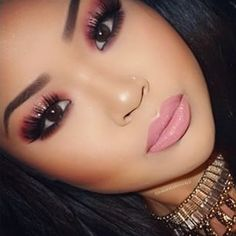 Definate choice for birthday makeup look.