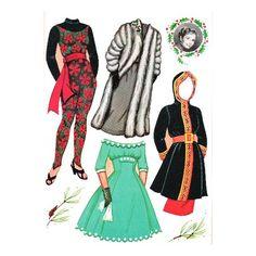 debbie reynolds paper dolls - Bing Images