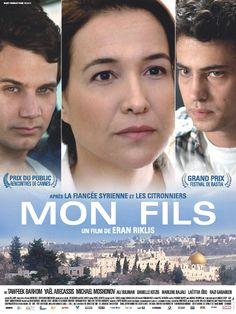 Mon fils est un film de Eran Riklis avec Tawfeek Barhom, Yaël Abecassis. Synopsis : Iyad a grandi dans une ville arabe en Israël. A 16 ans, il intègre un prestigieux internat juif à Jérusalem. Il est le premier et seul Arabe à y être admis. Il est progressivement accepté par ses camarades mais n'a qu'un véritable ami, Yonatan, un garçon atteint d'une maladie héréditaire... http://www.allocine.fr/film/fichefilm_gen_cfilm=230300.html