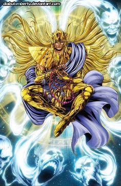 Saint Seiya - Shaka- by diabolumberto on DeviantArt Anime Fantasy, Art Anime, Manga Anime, Cameleon Art, Anime Saint, Shaka Tattoo, Geeks, Knights Of The Zodiac, Chibi